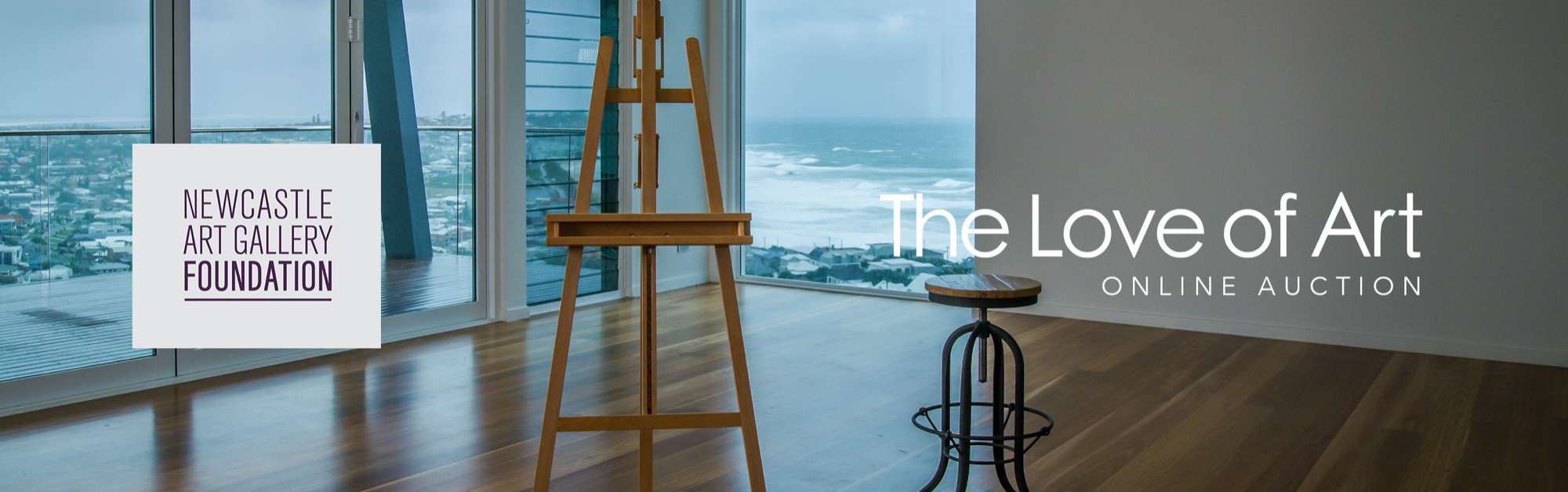 Newcastle Art Gallery Foundation The Love of Art Online Auction